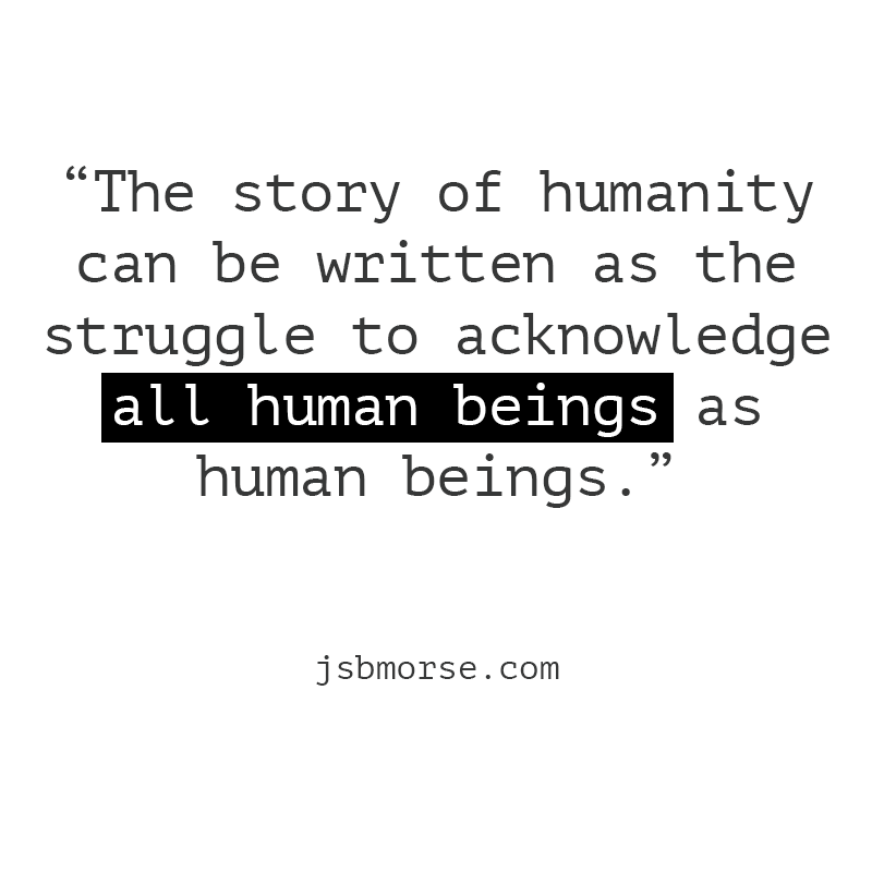 The Story of Humanity